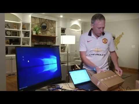 Unboxing 2018 ThinkPad Pro Dock and USB C Dock