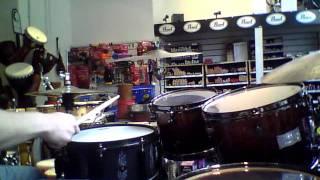 Pearl Joey Jordison Signature 13x6.5 Snare Drum