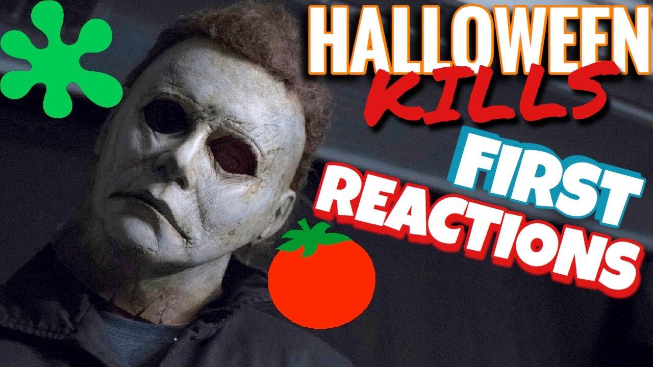 Halloween 2020 Screening Ending Halloween Kills (2020) Test Screening Reactions Are WILD!!   YouTube