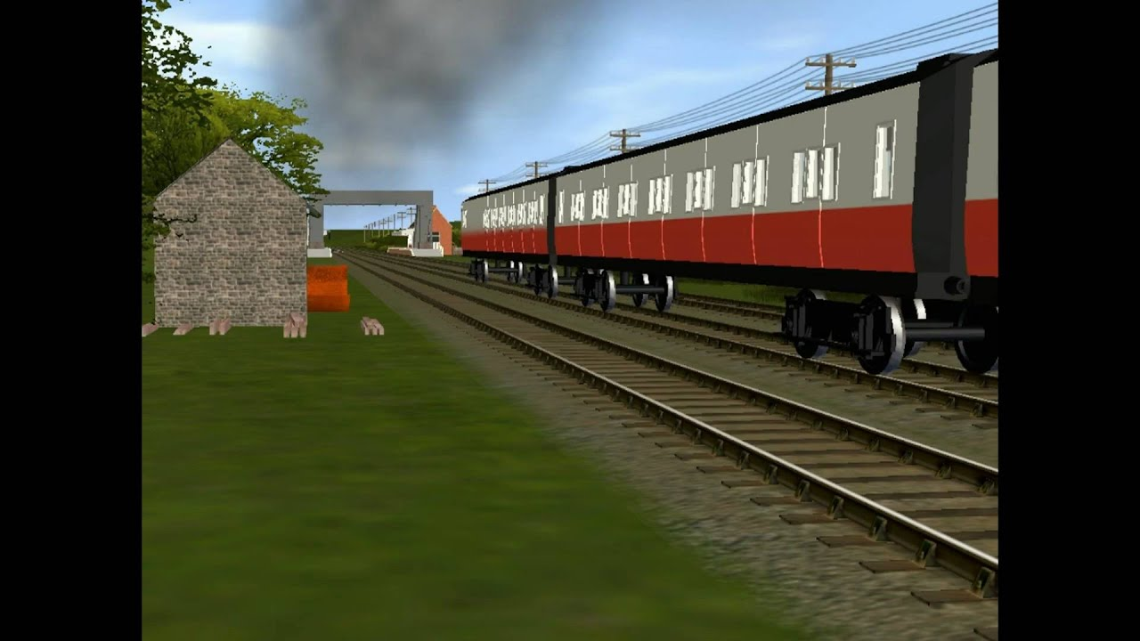 Season 2 Red Express Coaches From Sodor Island 3D - YouTube