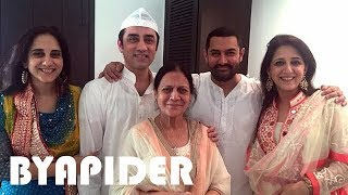 Aamir Khan Family  Photos || Father, Mother, Brother, Sister, Wife, Daughter & Son!!!