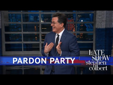 Trump Is Turning Pardon Power Into Reality TV