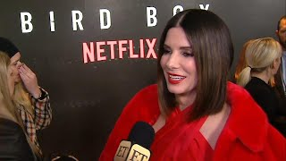 Sandra Bullock Talks Wanting to Be a Mom at a Very Young Age -- And Why She Wasn't (Exclusive)
