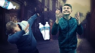 BOTTLE FLIP VÝZVA | DATEL VS MATĚJ