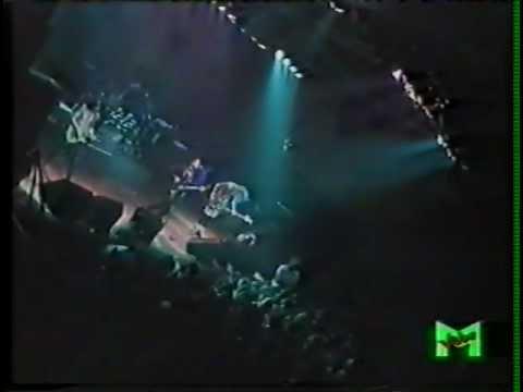 Janes Addiction live @ City Square, Milan. 11.10.1990.