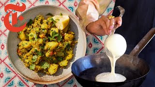 How to Make Dosa and Aloo Masala | NYT Cooking