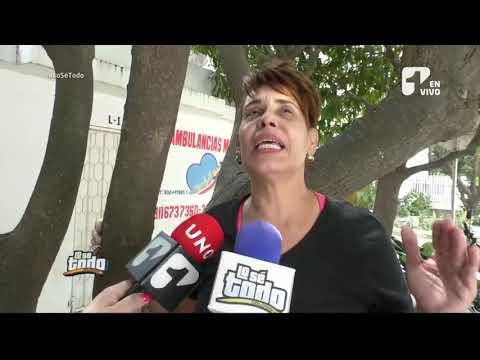 La cantante de vallenato, Ana del Castillo, sufrió un fuerte acci...