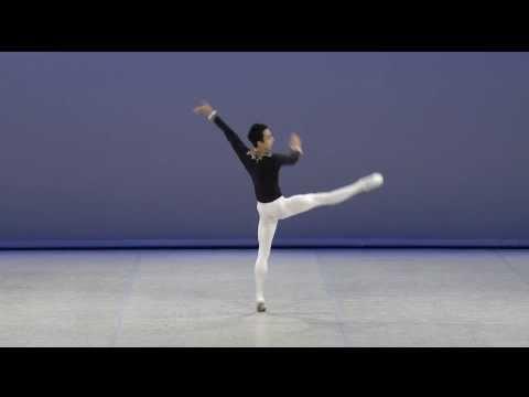 Mikio Kato - 2014 Prix de Lausanne Prize Winner - Finals - Classical Variation