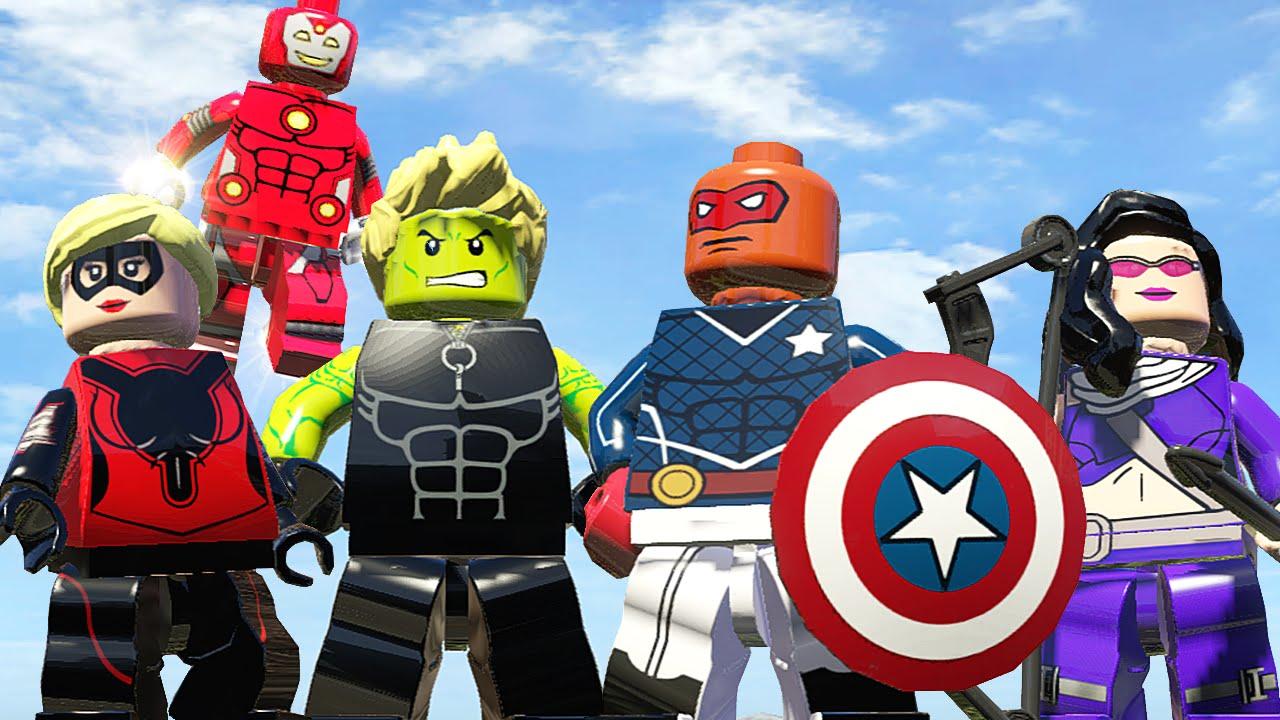 lego marvel superheroes скачать игру на pc