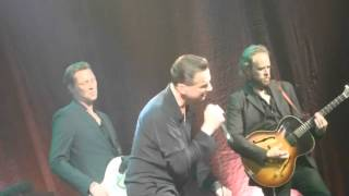 Dave Gahan & Soulsavers Take Me Back Home  Live Fabrique Milano 4 11 2015