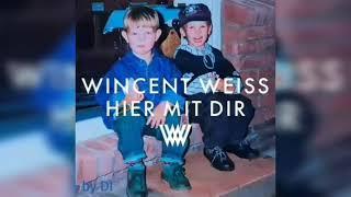 """Lyric-Video zu """"Hier mit dir"""" von Wincent Weiss"""