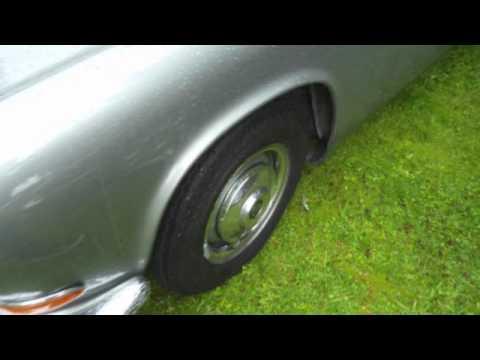 Jaguar and Daimler Classics 1968 Daimler Sovereign Up Close