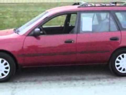 1993 Toyota Corolla DX Wagon - Naperville, IL