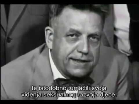 Alfred Kinsey's Revolution of Sexual Behaviorism/Emphsis Pedophilia