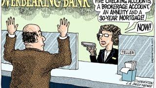 """USA КИНО 1098. Шухер в банке  """"Wells Fargo"""" или зачем нужны профсоюзы."""