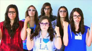 Where Have You Been by Rihanna cover by Cimorelli AUDiO ONLY