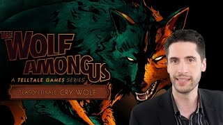The Wolf Among Us finale review