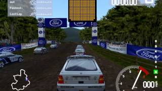 Colin McRae Rally 2.0 - Bonus Stages (1/2)