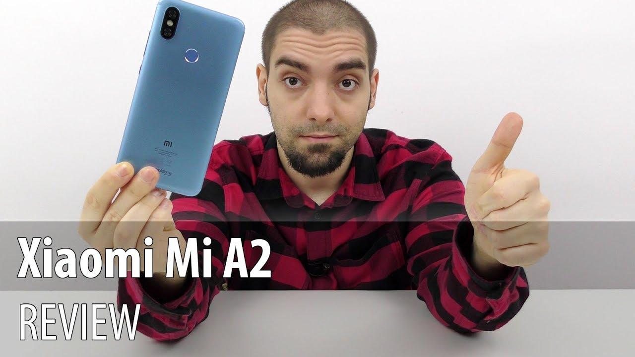 Xiaomi Mi A2 Review în Limba Română  (Telefon Android One cu cameră duală, corp metalic)