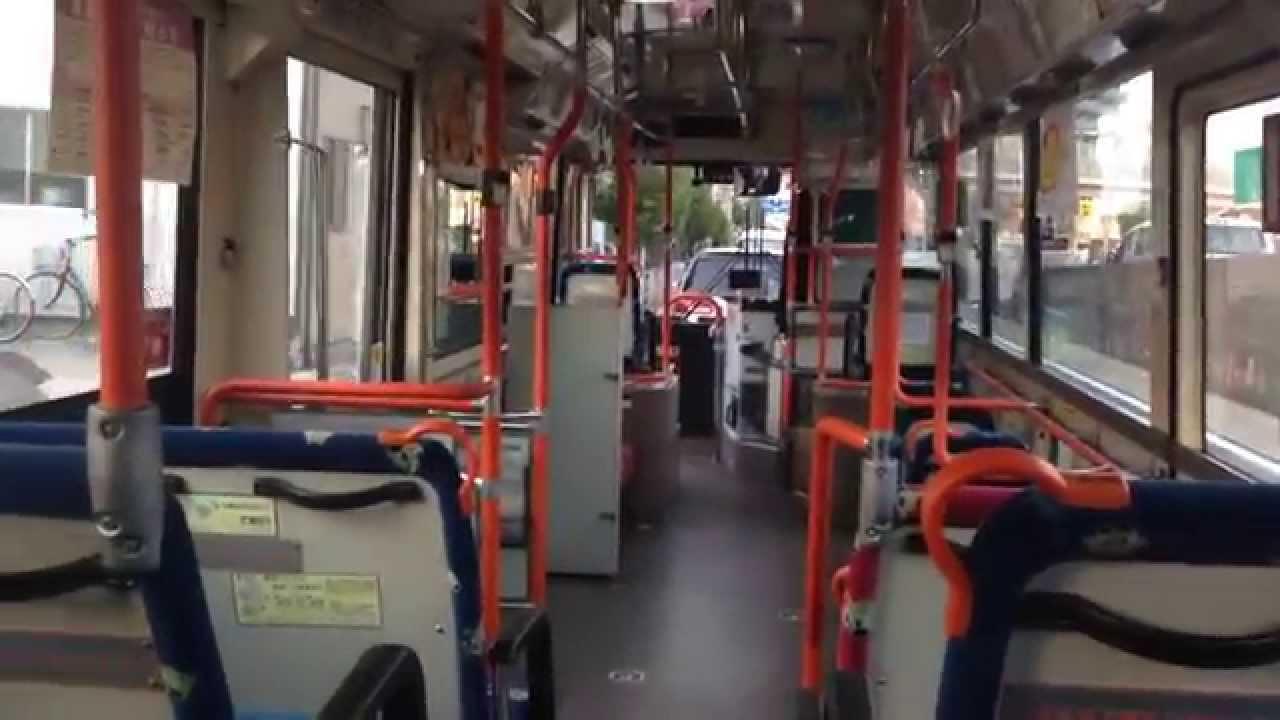 Японский автобус - видео / ctr @ Pretty
