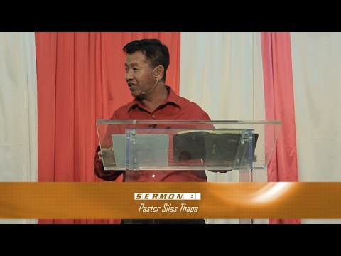 Pastor Silas Thapa - Lets Do Something for the House of the Lord || Nepali Christian Sermon