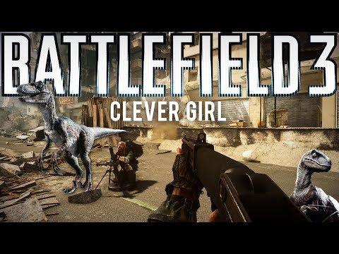Battlefield 3 Clever Girl  