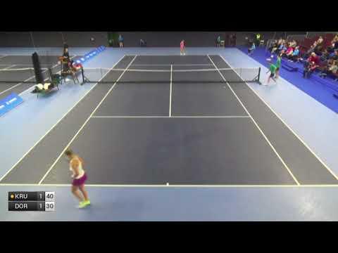 Kruzhkova Daria v Doroshina Olga - 2018 ITF Moscow