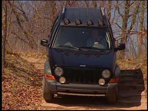 Jeep Liberty Renegade Edition 2006