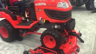 2016 National Farm Machinery Show Part 3