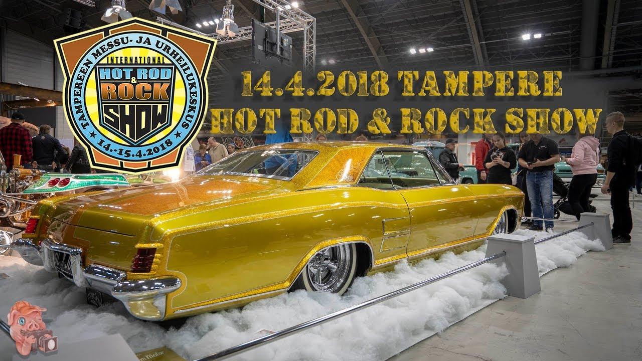 Hot Rod Rock Show Tampere K Elpuercosifi YouTube - Hot rod show 2018