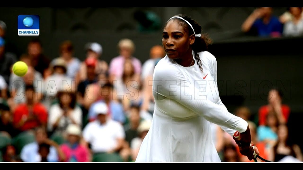 Wimbledon Championships Updates As Serena, Federer Advance In Round Two |Sports This Morning|