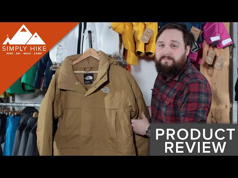 The North Face   Mcmurdo Jacket Review