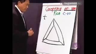 Тайны богатых. Треугольник B-I. Секреты миллионеров. Роберт Кийосаки.