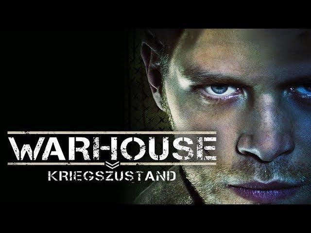 Warhouse – Kriegszustand (ganzer Horrorfilm auf deutsch, Horrorfilm in voller Länge auf deutsch)