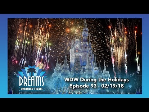 A Walt Disney World Vacation During the Holidays | 02/19/18