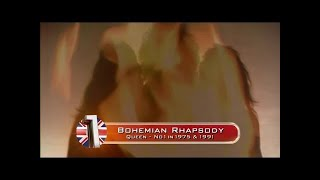 Queen - Bohemian Rhapsody - The Nations Favourite 70s Song (UK)