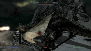 Skyrim; AWESOME GAMEPLAY ( 1080p Max settings) PC