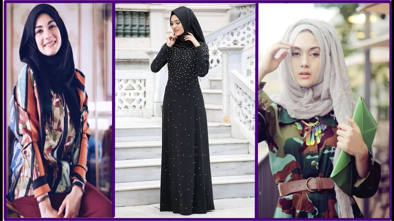 Latest Summer Hijab Style And Designs 2018 Our Glamour