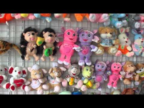 Cмотреть Мягкие игрушки
