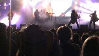 Korpiklaani - Uniaika @ Cieszanów Rock Festiwal 2014 Poland