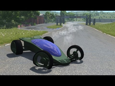 BeamNG.drive - Derbymutt INDUSTRIES Aero Concept