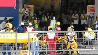 ブログ用に動画アップ(その1) 2011年7月31日、鈴鹿8時間耐久レースで...