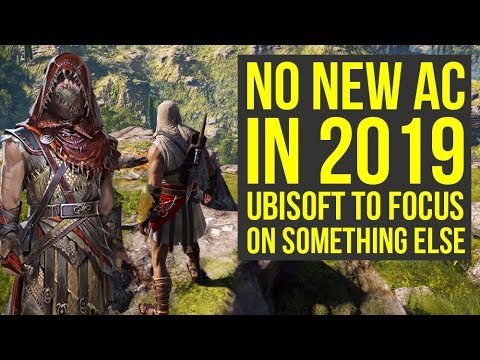 No New Assassin's Creed In 2019 Means A Lot Of Things (AC Odyssey Gameplay) thumbnail