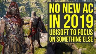 No New Assassin's Creed In 2019 Means A Lot Of Things (AC Odyssey Gameplay)