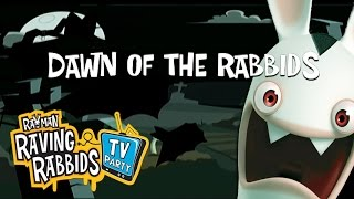 #11 Rayman Raving Rabbids TV Patry - Dawn of the Rabbids - Video Game - Gameplay - Movie For Kids