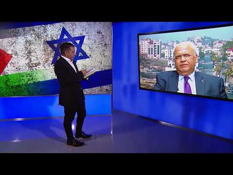 Who is to blame for the Gaza Massacre? Palestine's Chief Negotiator Saeb Erekat