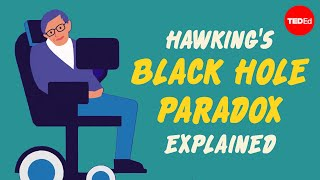 Hawking's black hole paradox explained - Fabio Pacucci