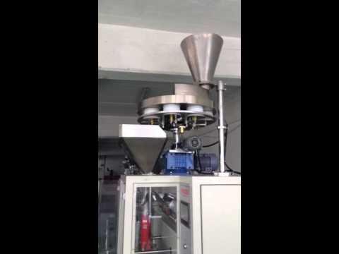 Volumetrik Klepeli Dolum Makinesi