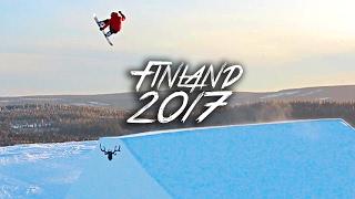 FINLAND SNOWBOARDING 2017