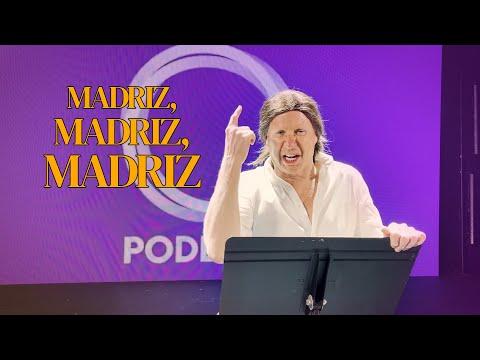 MADRIZ MADRIZ MADRIZ., la nueva parodia de Los Morancos sobre Pablo Iglesias